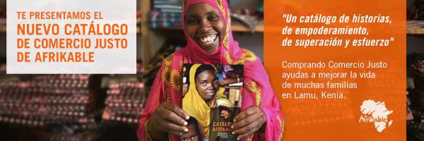 Catalogo Comercio Justo Afrikable