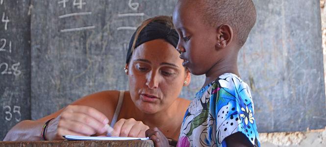 Prácticas Universitarias - Área de desarrollo Infantil